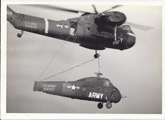 Work Horse Helicopter