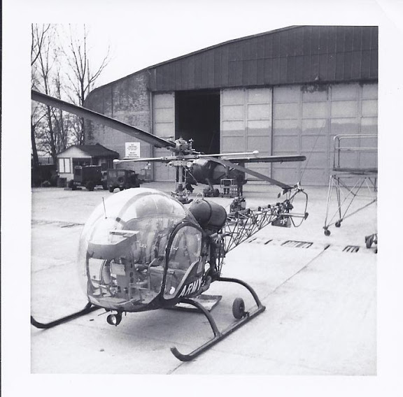 Little Bird – the OH-13