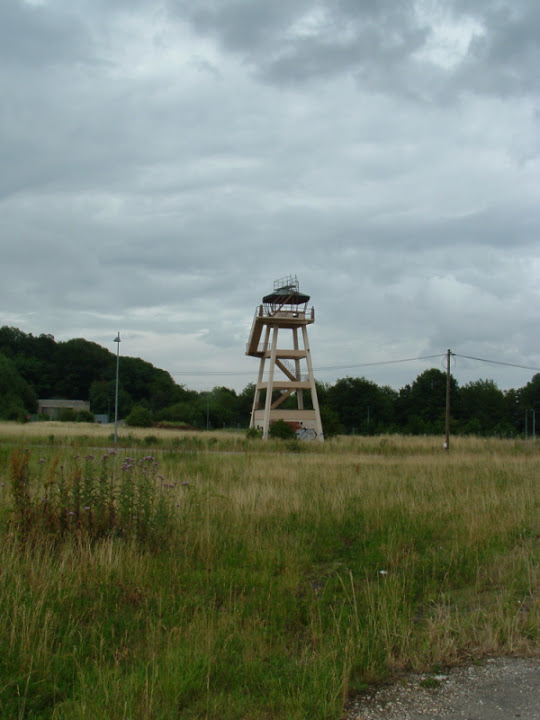 The Air Traffic Control Tower at the Flugplatz
