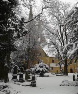 The Oberhofenkirche in Göppingen