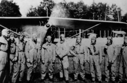 Luftwaffe pilots during World War II