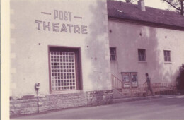 The Movie Theater on Cooke Barracks