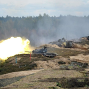 Russia's Military Drills Near NATO Border Raise Fears of Aggression