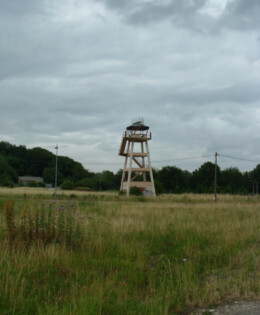 The Air Traffic Control Tower at the Flugplatz
